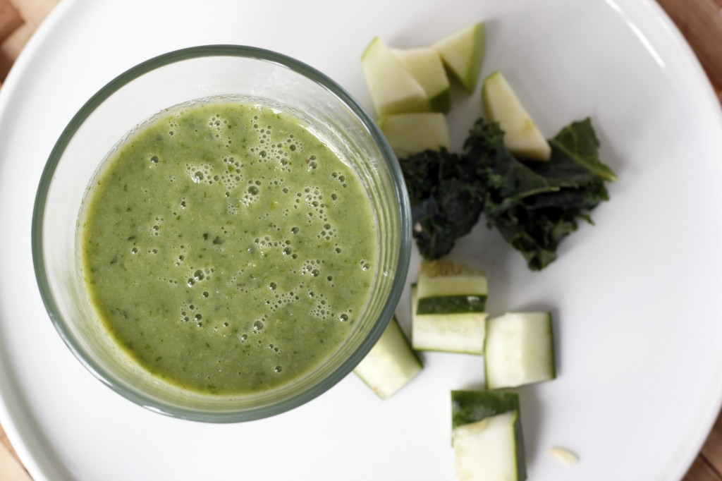 Le Monstre Vert Smoothie